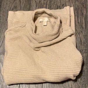 Michael Kors tan sweater